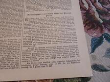 1907 Baugewerkszeitung 7 / Schuppen Diemenschuppen in Posen