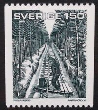SWEDEN 1981 Railway Trolley. Set of 1. Mint Never Hinged. SG1086.