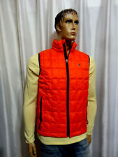 Tommy Hilfiger OUTBACK Flag quilted Down vest bodywarmer jacket S L XL XXL NEW