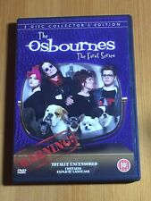 The Osbournes - 2 Disc DVD Set - The First Series