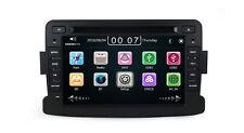"7"" Car DVD GPS Stereo Player for Renault Dacia Duster Logan Sandero 3G 2012-2017"