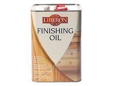 Liberon 003815 Veredelung Öl 1 Liter