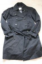Damen, Trenchcoat, knielang, Größe 38, ESPRIT, dunkelblau