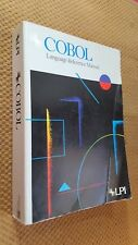 LPI-COBOL : Language Reference Manual  by LPI Staff VTG Computing Programming