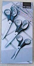 Steel Function 3 Piece Scissor Set