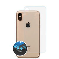 atFoliX 3x Proteggi Schermo per Apple iPhone XS Back cover chiaro&flessibile