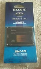 Sony Memory Stick MSAC-PC2 (Brand new - sealed)
