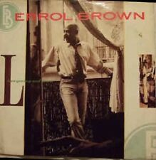 "Errol Brown - Love goes up and down, 12"" Maxi-Single, Vinyl"
