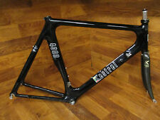 VINTAGE KESTREL 4000 EMS FULL CARBON PRO AERO ROAD BIKE FRAME SET 60CM - BLACK
