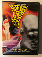 Natural Born Killers - 1994 Director's Cut DVD