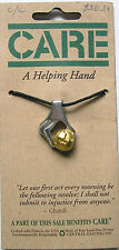 Helping Hand Pendant - great gift for volunteers