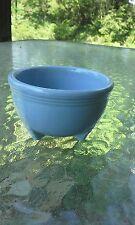 Tripod bowl/CANDLE STICK HOLDER perwinkle FIESTA