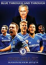 Chelsea FC: Season Review 2013 / 2014 Blue Through and Through NEW AND UK R2 DVD