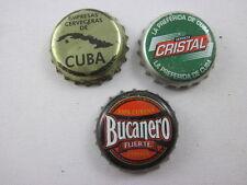 Set 102: Caraibi Caribbean Cuba Cuba tappi a corona bottle caps capsule TAPPO