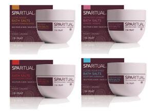 [VALENTINE] SPARITUAL Bath Salts 7.7oz VEGAN & ORGANIC CERTIFIED *BRAND NEW*