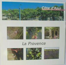 2 Postkarten / La Provence + Cote d'Azur / Frankreich