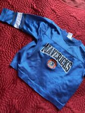 NBA Dallas Mavericks Boys girls Blue Logo Jersey Shirt Size 3T toddler kids