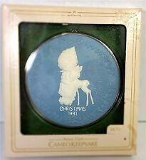 Betsy Clark Cameo Keepsake Ornament Hallmark 1981
