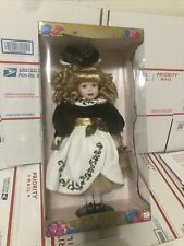 """1999 Camellia Garden Collection 16"""" Porcelain Doll By Brass Key 72299"""