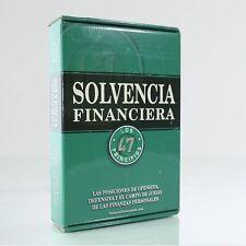 PROGRAMA DE SOLVENCIA FINANCIERA [ESPANOL]