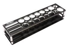 Integy C27285SILVER Universal Workbench Organizer 215x55x40mm Workstation Tray