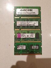 1 X 1GB STICK 800MHZ PC2 6400 DDR2 SODIMM LAPTOP NOTEBOOK RAM