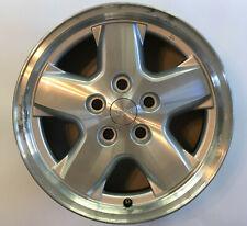 Wheel 16x7 Aluminum Wide 5 Spoke 560-09038B Fits 2002-2007 Jeep Liberty