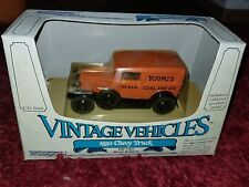 Vintage ERTL 1930 Chevy Series AD Truck Die-Cast 1:43 Metal Replica 1988 MIP NOS