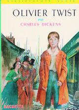 OLIVIER TWIST // Charles DICKENS // Bibliothèque Verte / n° 62
