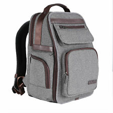 Large Camera Backpack Bag Nylon Travel Rucksack for Nikon Canon DSLR K&F Concept