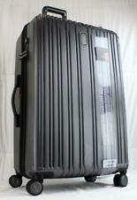 "DELSEY CHROMIUM LITE 29"" EXPANDABLE HARDSIDE SPINNER SUITCASE GRAPHITE"