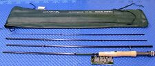 Daiwa Algonquin AGQF9064 #6 Pack Fly Rod 4Pc NEW!!