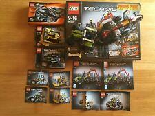 LEGO Technik 4 in 1 Super Pack (66359) 8049 + 8260 + 8259 + 8293