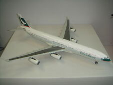 "JC Wings 200 Cathay Pacific Airways CX A340-300X ""1997s color"" Diecast 1:200"
