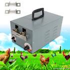 Electric Automatic Debeaking Machine Debeaker Fit Poultry Chicken Beak Cutter US