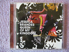 Musik CD Jessica Brandes Queen Of My Kingdom Pure Life Elements