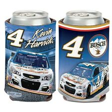 Kevin Harvick 2016 Wincraft #4 Busch Beer 12oz Can Coolie Free Ship