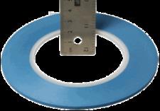 Azul fina línea Cinta (3 mm x 55m)