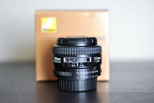 Nikon AF 50mm 1.4D Prime FX Lens - US Model & MINT!