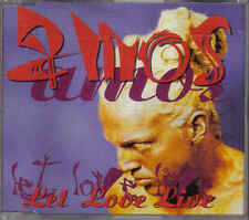 Amos-Let love live cd maxi single 6 tracks