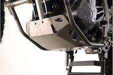 Sabot Moteur Gris Sw-Motech Pour Kawasaki KLR650 (87-07).