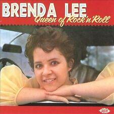 Queen of Rock 'n' Roll by Brenda Lee (CD, Mar-2009, Ace (Label))
