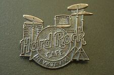 HRC hard rock cafe Reikiavik drum set Old Style Sterling Silver le125 XL fotos