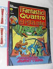 I FANTASTICI QUATTRO GIGANTE n. 3 - ed. Corno