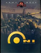 RACKHAM AT-43 ARMY BOOK  ONI CORPORATION