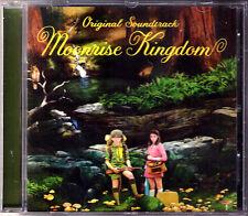 MOONRISE KINGDOM Alexandre Desplat Benjamin Britten Hank Williams Wes Anderson
