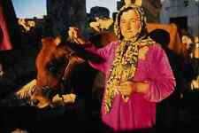 743074 Peasant Woman Northern Syria A4 Photo Print