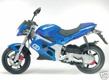 GILERA TOUCH UP PAINT DNA 125 180 ROYAL BLUE