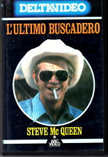 L' ultimo Buscadero (1972) VHS 1a E. Deltavideo - Steve McQueen