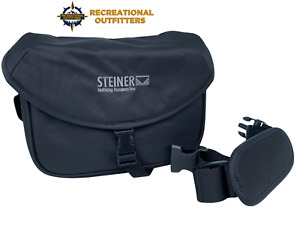 Steiner Deluxe Padded Binocular Case with Zip Closure, 42mm Roof Prism